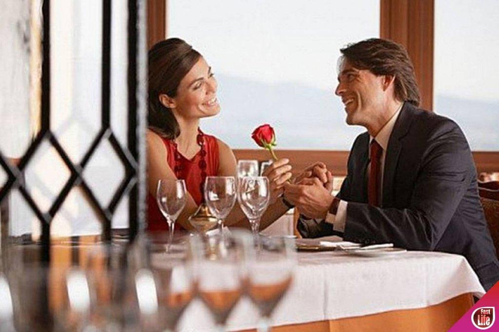 знакомства в кафе ресторане
