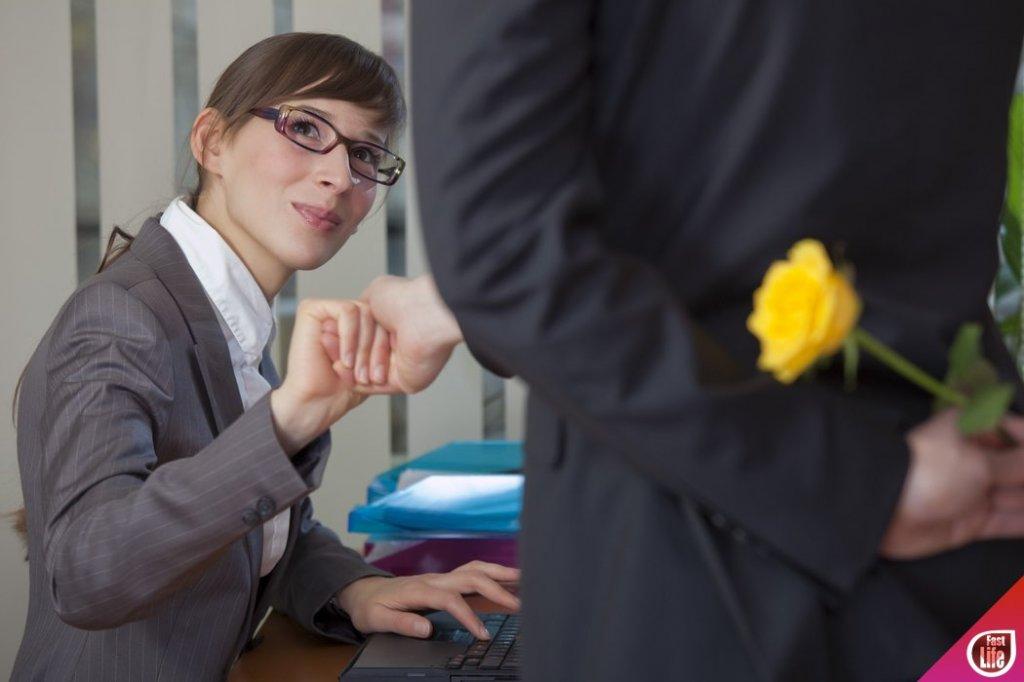 Отношения женщин к мужчине начальнику